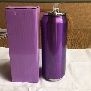 NWT stainless steel thermos